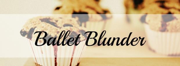 Ballet Blunder BG